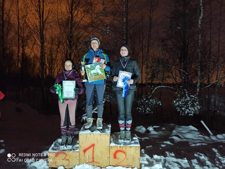 Международные соревнования по пробегам прошли в КСК «Исток»