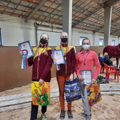 29-30 августа 2020 года на базе КСК «Вента-Арена» состоялся Чемпионат Санкт-Петербурга по вольтижировке, фото 3