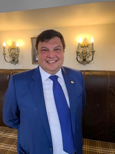 Андрей Николаевич Люльченко стал новым президентом федерации конного спорта Санкт-Петербурга