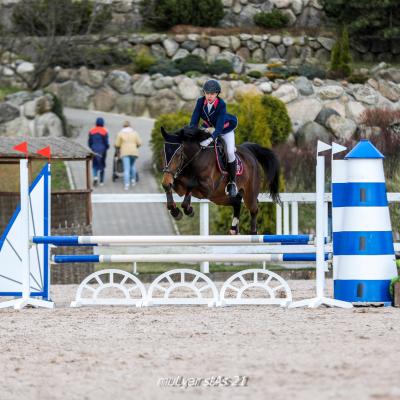 Чемпионат среди любителей и Первенство среди всадников на лошадях до 150 см в холке прошли в минувшие выходные, фото 8