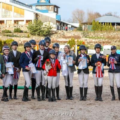 Чемпионат среди любителей и Первенство среди всадников на лошадях до 150 см в холке прошли в минувшие выходные, фото 2