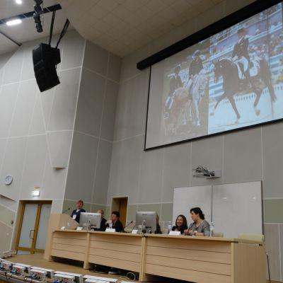 Итоги национального форума «Актуальные проблемы взаимосвязи коннозаводства и конного спорта в России», фото 11