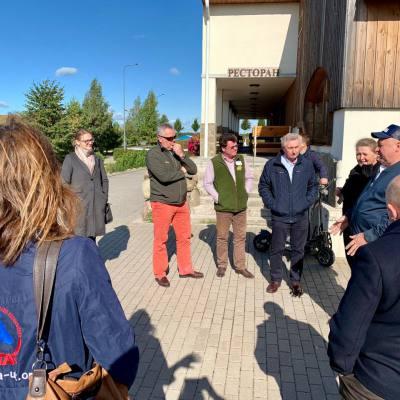 Итоги приема делегации из Великобритании в Санкт-Петербурге, фото 7