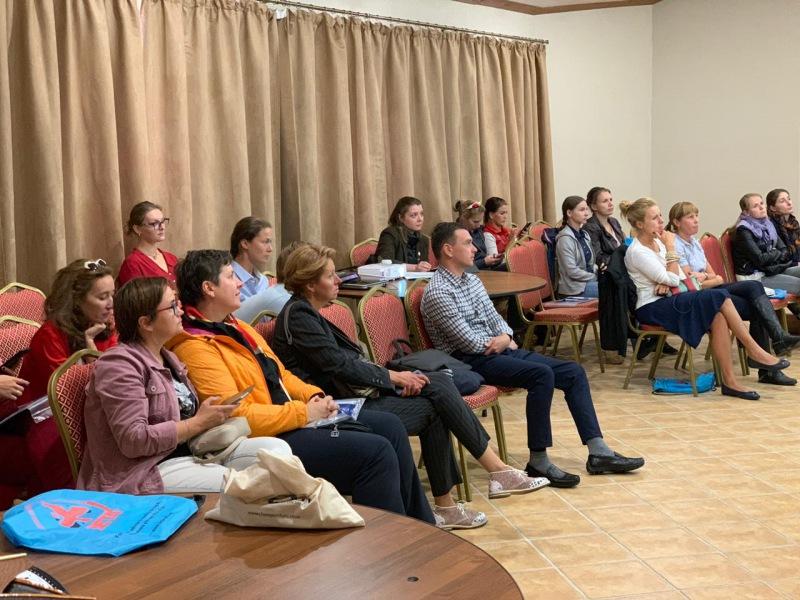 Итоги приема делегации из Великобритании в Санкт-Петербурге