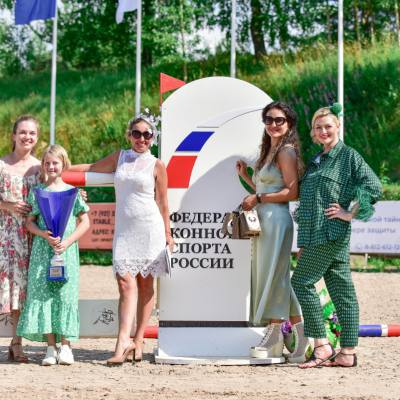Конкур Петербурга определил лучших, фото 17
