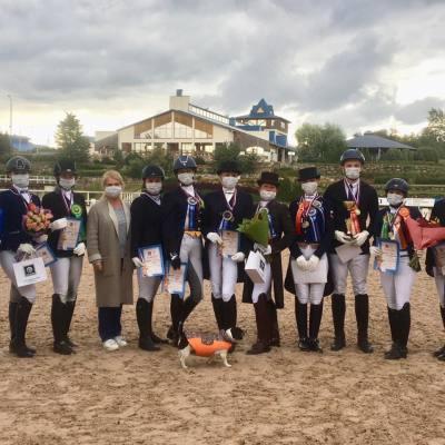 Лично-командный Чемпионат Санкт-Петербурга прошел в КСК
