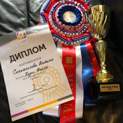 Личный Чемпионат России по выездке. Итоги, фото 3