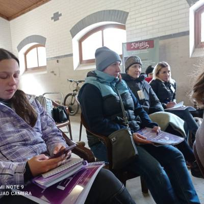 Международный семинар  для тренеров, фото 9