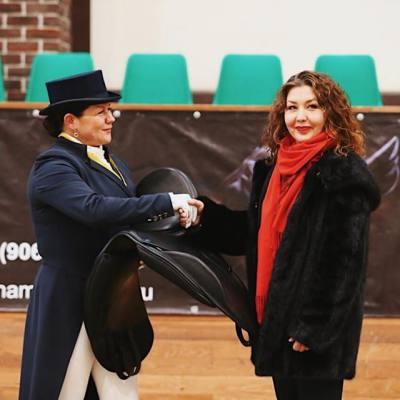 Наталья Синильникова - победитель Золотого тура Кубка Maxima Park!, фото 3