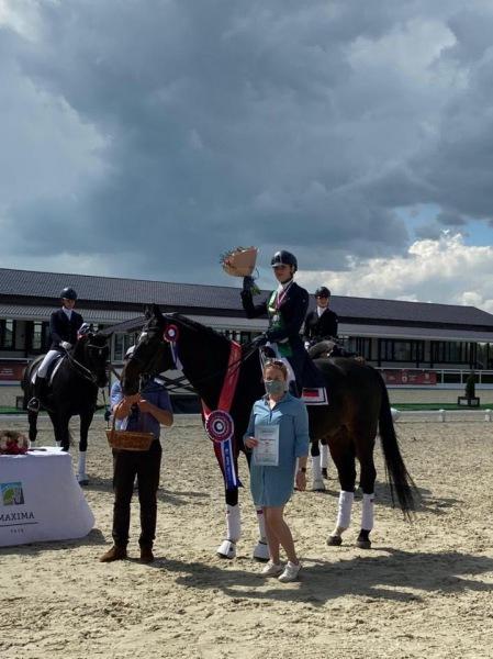 Очередные спортивные победы петербургских спортсменов