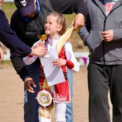 Открытый областной турнир по конно-спортивной джигитовке в Твери, фото 3