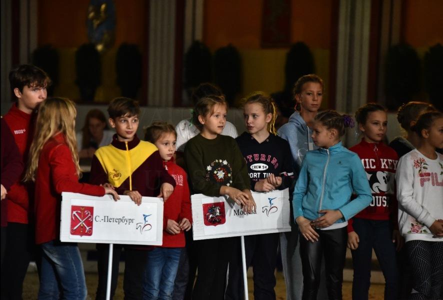 Первенство России и Всероссийские соревнования по вольтижировке. Итоги