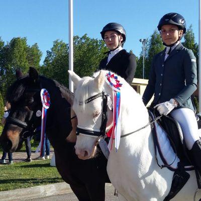 Первенство России по выездке среди всадников на лошадях до 150 см в холке. Итоги, фото 7