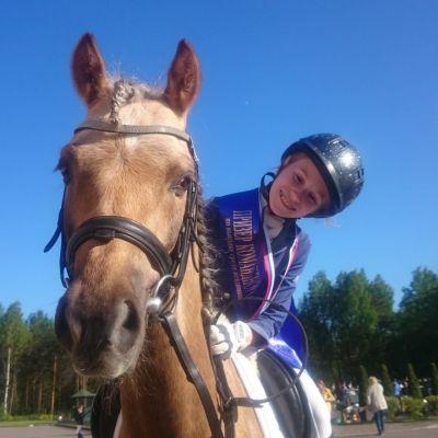 Первенство России по выездке среди всадников на лошадях до 150 см в холке. Итоги, фото 8