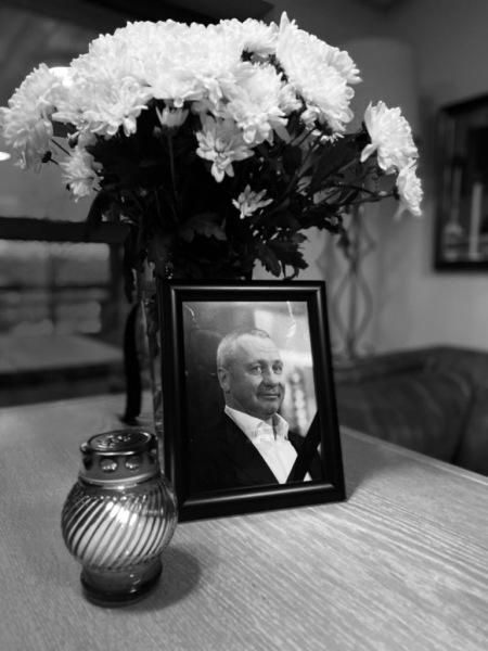 Прощание с Воробьевым Александром Алексеевичем