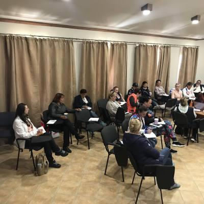 Прошел Всероссийский семинар для судей, фото 2