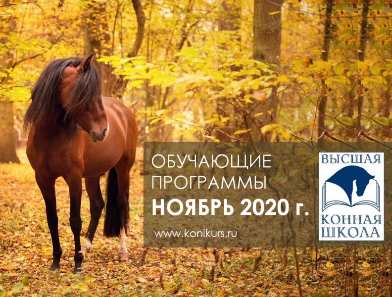 Санкт-Петербургский Государственный Аграрный университет приглашает на группу семинаров в ноябре!