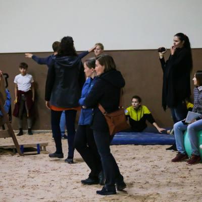 Семинар FEI для тренеров по вольтижировке (level1) Итоги, фото 5