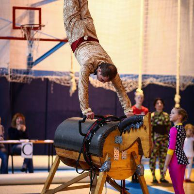 Спортсмены Санкт-Петербурга приняли участие в 1 этапе турнира