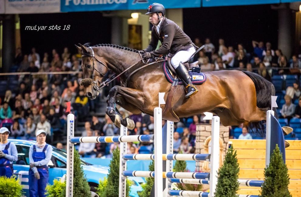 Tallin International Horse Show
