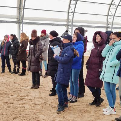 В Школе Анны Громзиной прошел семинар FEI для тренеров (уровень Intro), фото 3