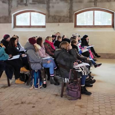 В Школе Анны Громзиной прошел семинар FEI для тренеров (уровень Intro), фото 7