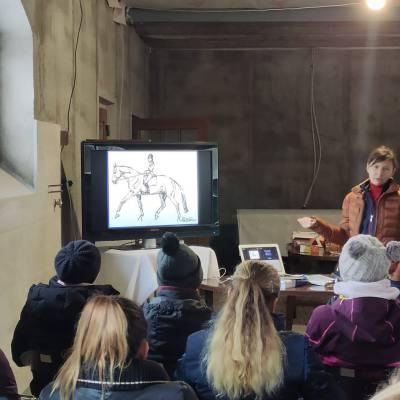 В Школе Анны Громзиной прошел семинар FEI для тренеров (уровень Intro), фото 8