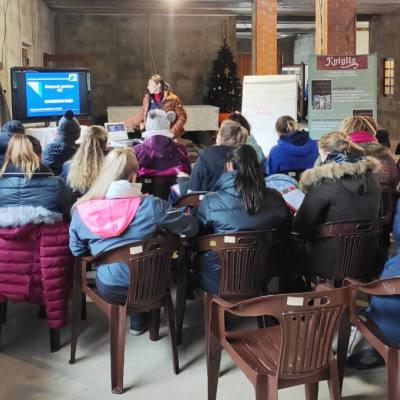 В Школе Анны Громзиной прошел семинар FEI для тренеров (уровень Intro), фото 10
