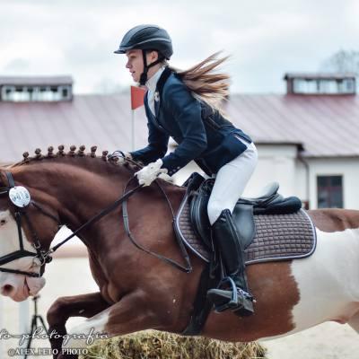 «Всероссийские пони-игры-2021»: Екатерина Матюхина впереди всех, фото 2