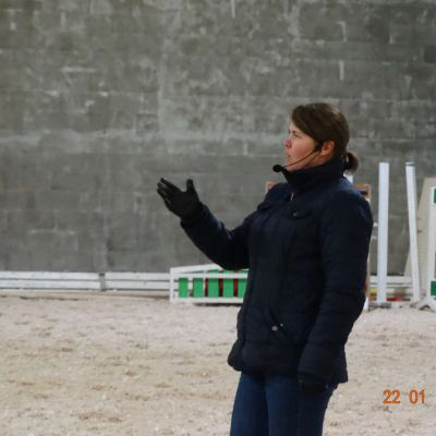 Закончилось обучение по программе «Подготовка лошадей и всадников по конкуру», фото 4