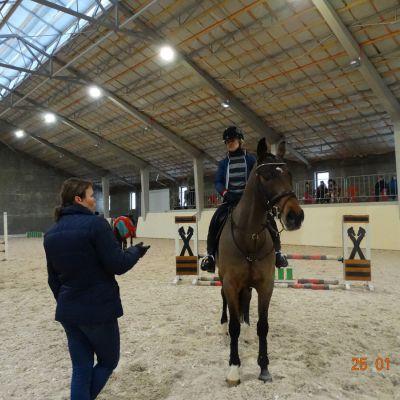 Закончилось обучение по программе «Подготовка лошадей и всадников по конкуру», фото 2
