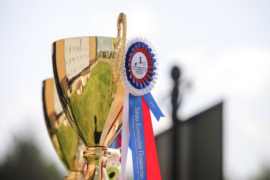 Завершились Первенства России среди всадников на лошадях до 150 см в холке по выездке и конкуру